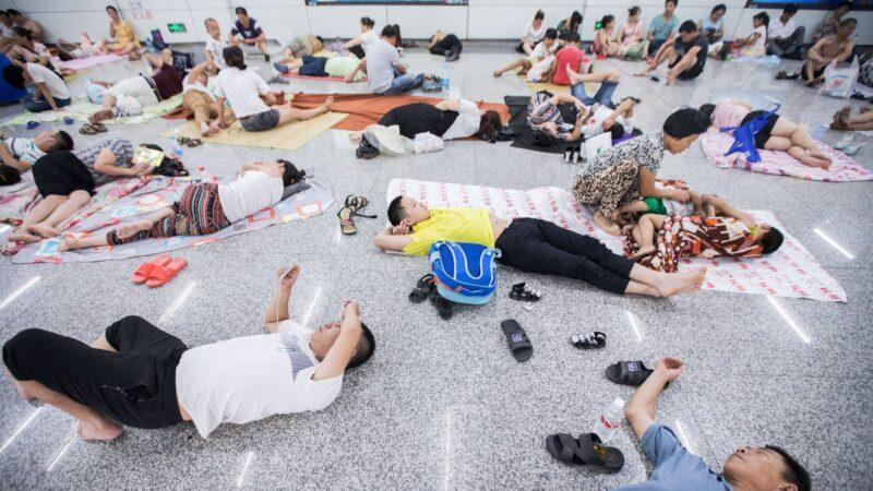 中国高温来袭!两广、贵州等局部地区将达40℃以上