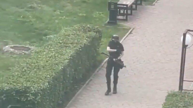 俄羅斯大學校園爆槍擊 學生跳樓逃生至少3死4傷
