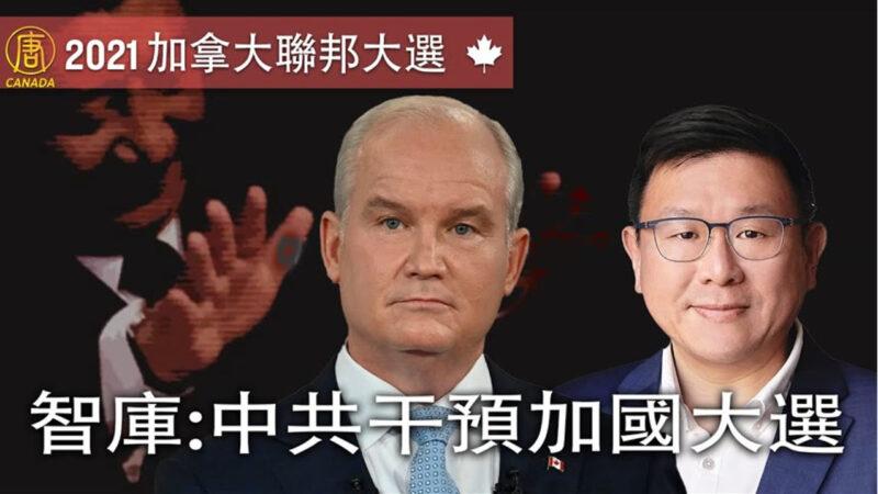 加拿大联邦大选  智库报告:中共干预加国2021年大选