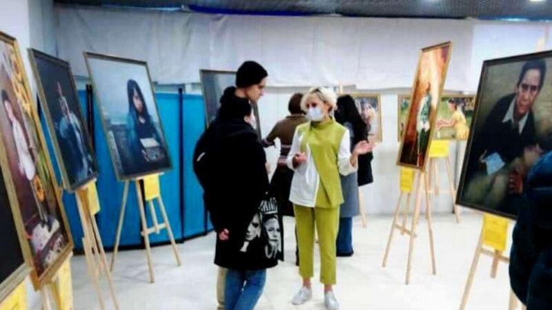 莫斯科市民:法轮功学员的精神带给人希望