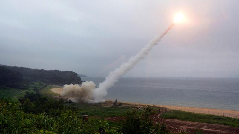 回應朝鮮 韓國成功試射首枚潛射彈道導彈