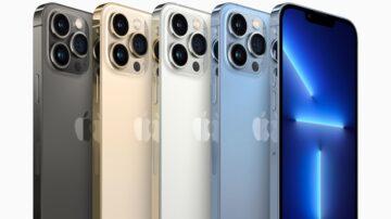 iPhone 13在中国预售火爆 网购平台3分钟抢空