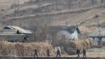 初秋下冰雹 朝鲜稻米恐大幅减收