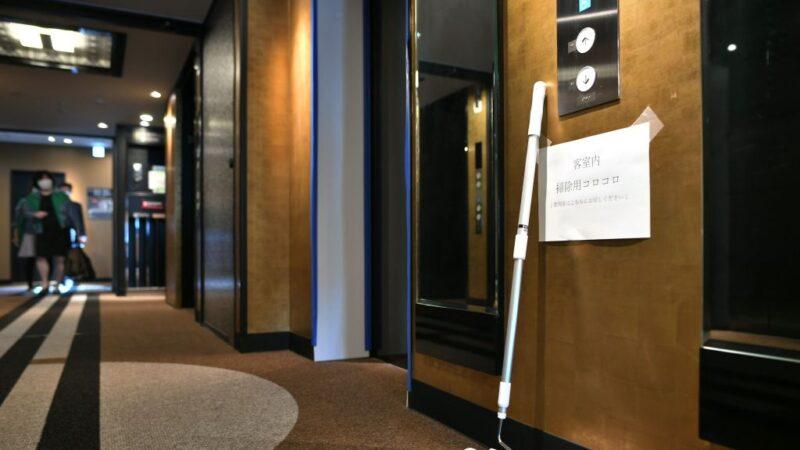 东京男子住防疫旅馆 线上看诊两小时后病亡