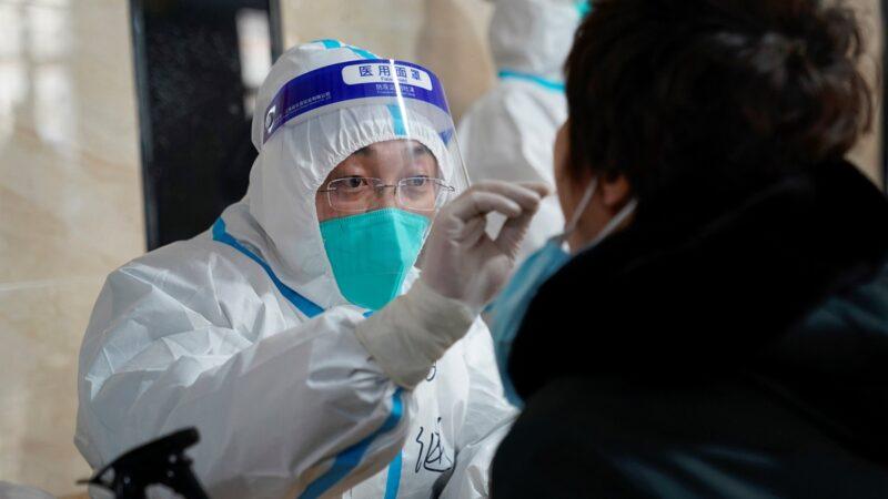 中秋节疫情扩散 哈尔滨两地升中风险区