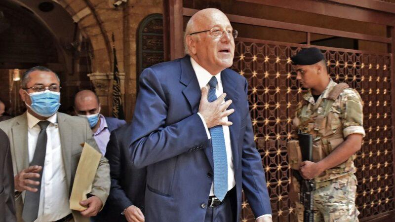 黎巴嫩政壇癱瘓13個月後 新內閣通過信任投票