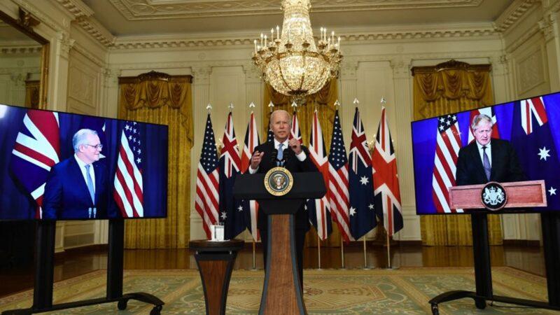 【名家專欄】澳英美新戰略聯盟加強民主