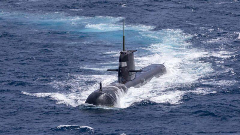 應對中共軍事擴張  印太軍備競賽加速