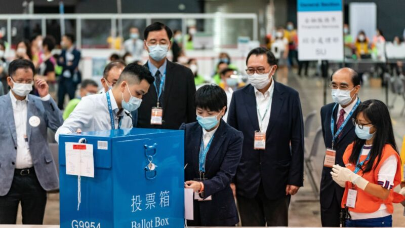 香港选委会选举面面观:等额选举加龟速点票