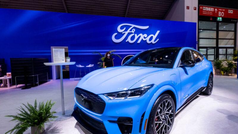 福特携韩国SK 砸114亿美元发展电动车