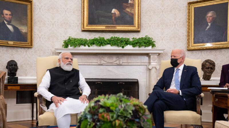 莫迪到訪 美國歸還157件印度古文物