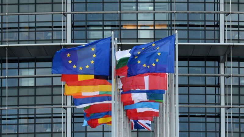 """欧洲议会通过对中新战略 中共不认""""制度性对手"""""""