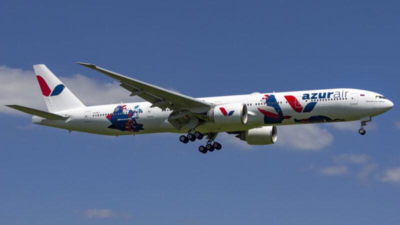 客機遇雷擊高速下墜 機上175人驚悚瞬間曝光