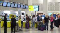 旅客违规携武器陡增 机场安检说明