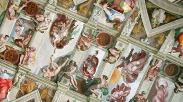天才来自超凡的毅力:米开朗基罗的伟大艺术之路