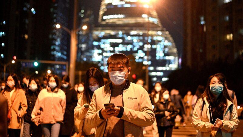 北京疫情升溫 挨家挨戶「敲門」大排查