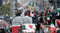紐約哥倫布日遊行重返五大道 主辦方:尊重各文化