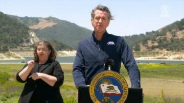 加州恐连年干旱 50县进入紧急状态