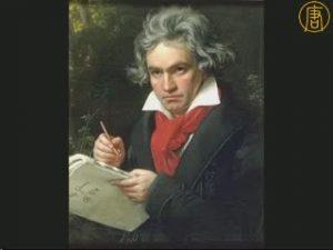 樂聖-德國作曲家貝多芬簡介