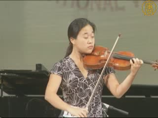 全球华人小提琴大赛选手谈初赛感受