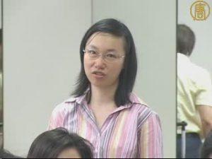全球華人小提琴大賽選手期待比賽