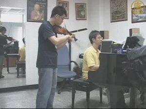 臺灣學者伍鴻沂:好音樂淨化人心