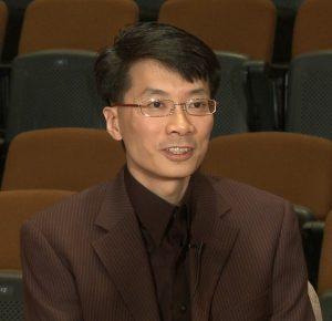 著名小提琴家祝新唐人全球系列大賽成功