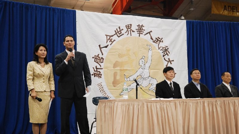 新唐人武術大賽北美初賽精彩紛呈