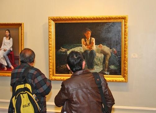 首屆油畫大賽和攝影大賽獲獎名單