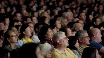 神韻庫柏帝諾爆滿 硅谷中心藝術盛事