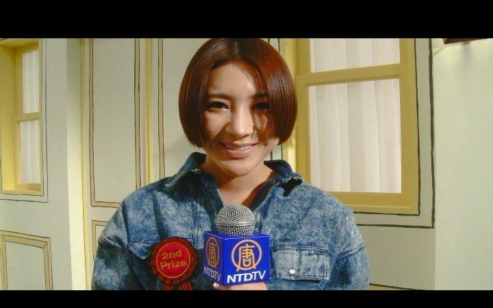 韩国歌手 徐仁英 贺华人新年