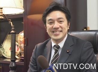 日本众议院议员中山泰秀 贺华人新年