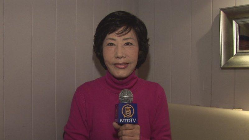 韩国演员 吕运计 贺华人新年