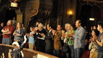 哥倫布市藝術界人士讚嘆神韻演出