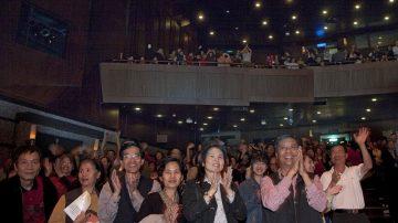 音乐家张心戎:神韵盛景是台湾奇迹