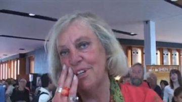 荷蘭觀衆被神韻演出感動落淚