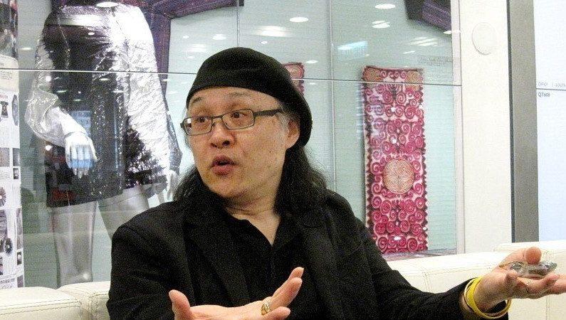 香港時裝界「教父」期盼漢服大賽