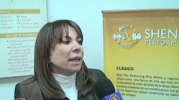 科尔多瓦市议员:看神韵精神得到升华