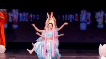 艺术界人士喜爱中国舞优雅刚健