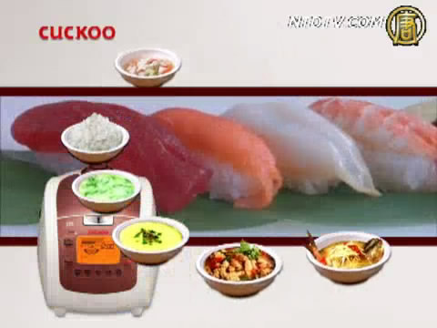 Cuckoo电饭煲