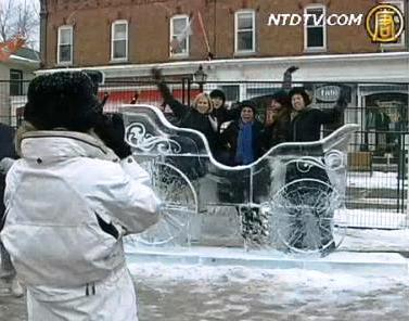 尼亚加拉冬季冰酒节(广告)