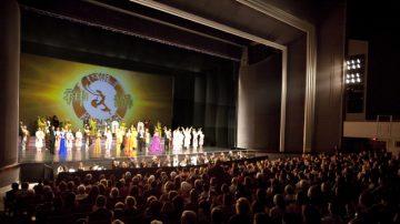 組圖:神韻羅利市巡演場場滿座 觀眾震撼(一)