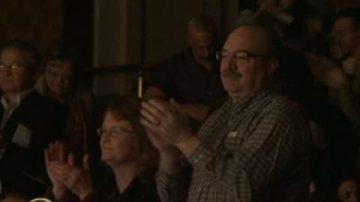 神韻觀眾﹕喜歡演出的每一分鐘