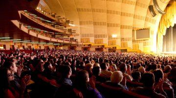 神韵初一 纽约舞台展现辉煌中国文化