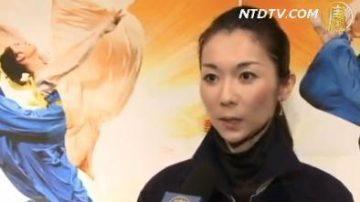 舞蹈家讚賞神韻復興中華文化