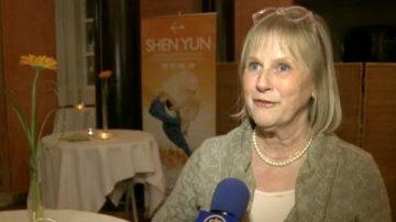 瑞典记者赞神韵引领世界新纪元