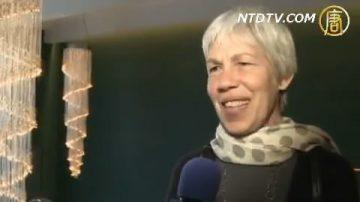 神韵艺术高水准 博得挪威艺术界青睐