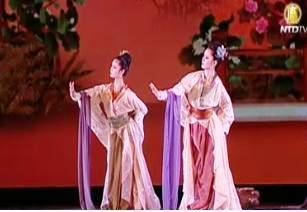 【中國舞欣賞】宮廷舞蹈: 畫夢