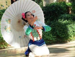 【中国舞欣赏】专访﹕访舞蹈艺术家-瑜玮 (下)