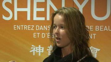 比利时教授观神韵领略中国文化